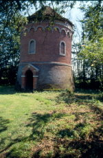 A dovecote at Stanningfield, Suffolk