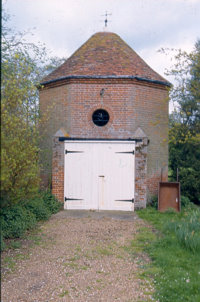 Dovecote at Letheringham, Suffolk